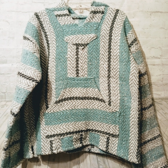 no Brand Jackets & Blazers - Pancho pullover